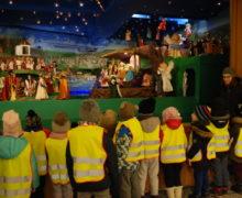 Odwiedziny dzieci z Woli Rzędzińskiej 24.01 (1)