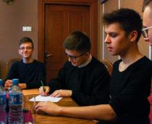 Zakończenie zbiórki w III LO w Tarnowie (6)