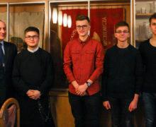 Zakończenie zbiórki w III LO w Tarnowie (9)