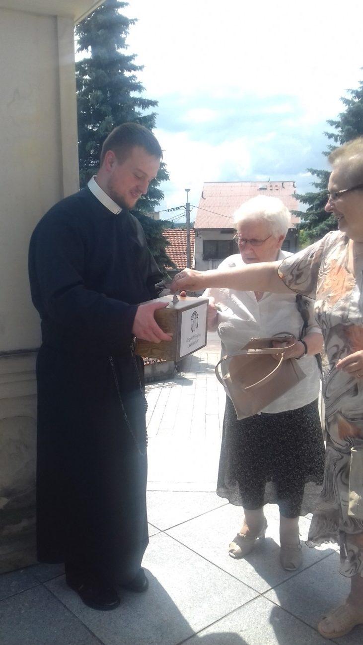 Niedziela misyjna w Proszowicach (1)