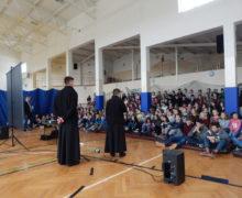 Spotkanie z uczniami SP w Siedliskach k. Bobowej (4)